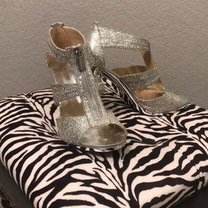 Michael Kors Glitter Heels